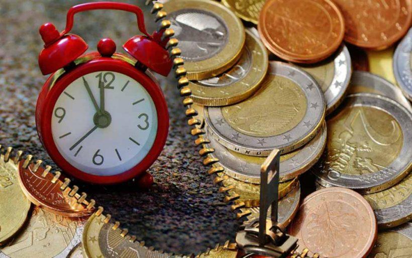 czas potrzebny do przedawnienia długów