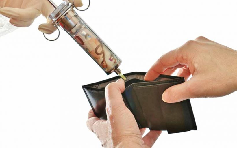 pożyczki dla zadłużonych przy braku zdolności kredytowej