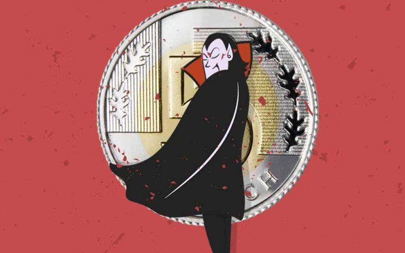 wampiry i darmowy kredyt