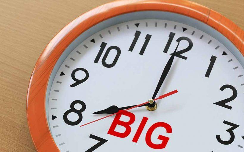 Ile czasu jest się w BIG?