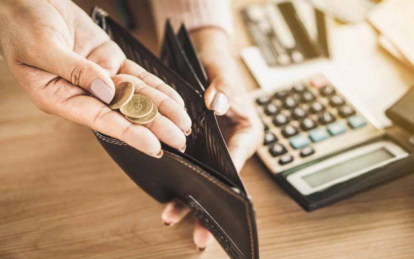 Nie mam pieniędzy na spłatę długu