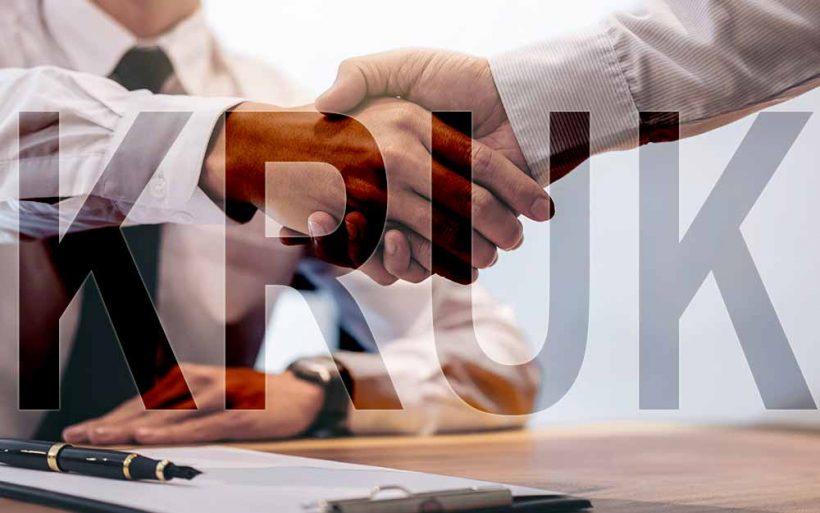 Negocjacje z firmą KRUK