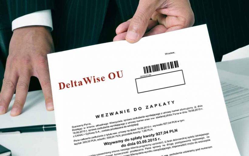 Problem z DeltaWise