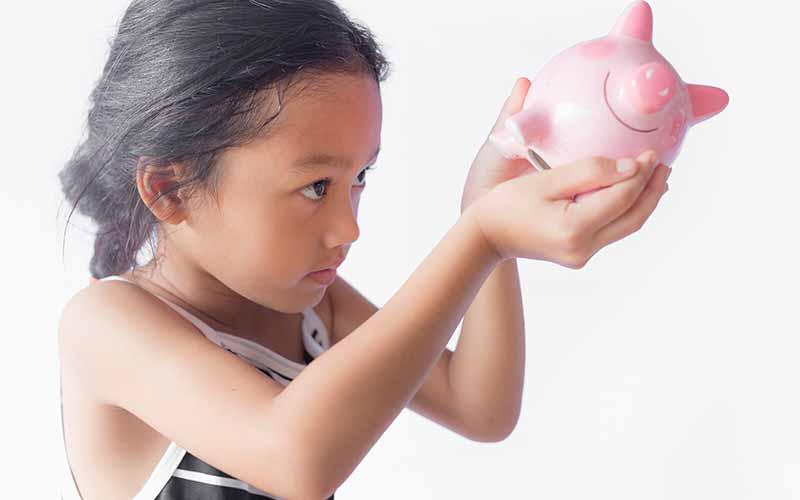 Alimenty na dzieci spłacane u komornika