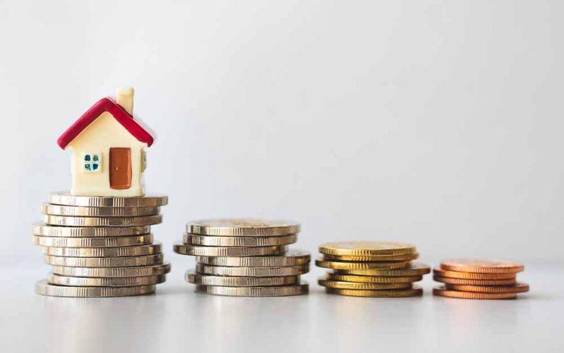 Rosnąca wartość kredytu hipotecznego