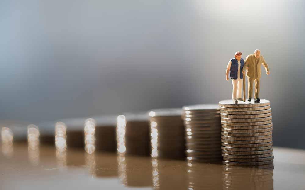 Zajęcie komornicze emerytury