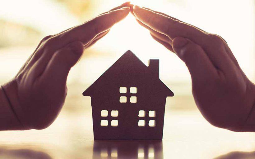 Dom i mieszkanie zabezpieczone przed komornikiem