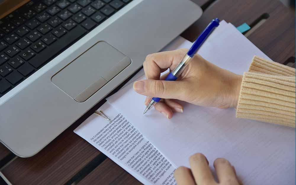 firma oddłużeniowa - piszemy listy