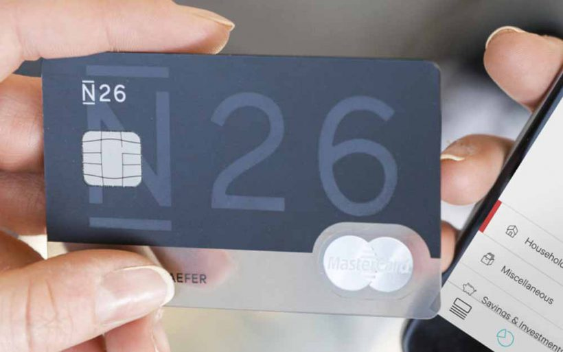 Bank on-line N26