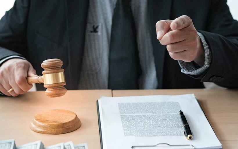 wyrok w sprawie upadłości
