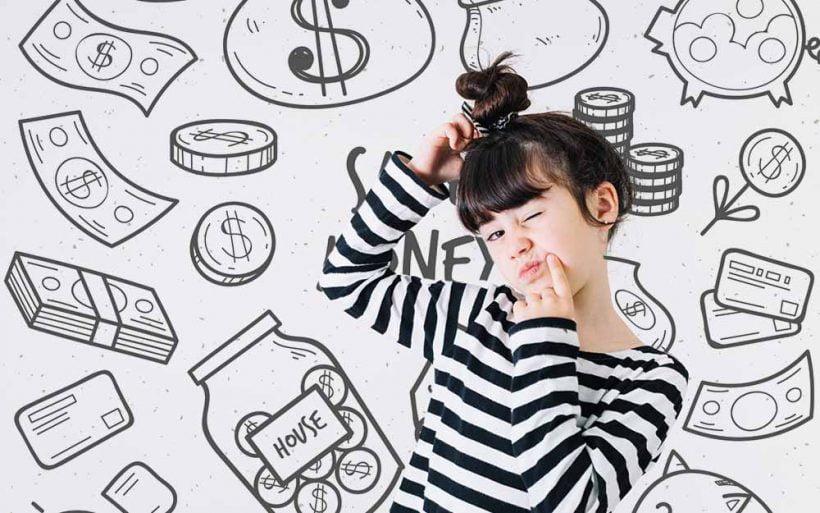 Co dzieci wiedzą o finansach