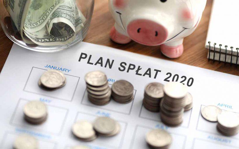 plan spłat długu