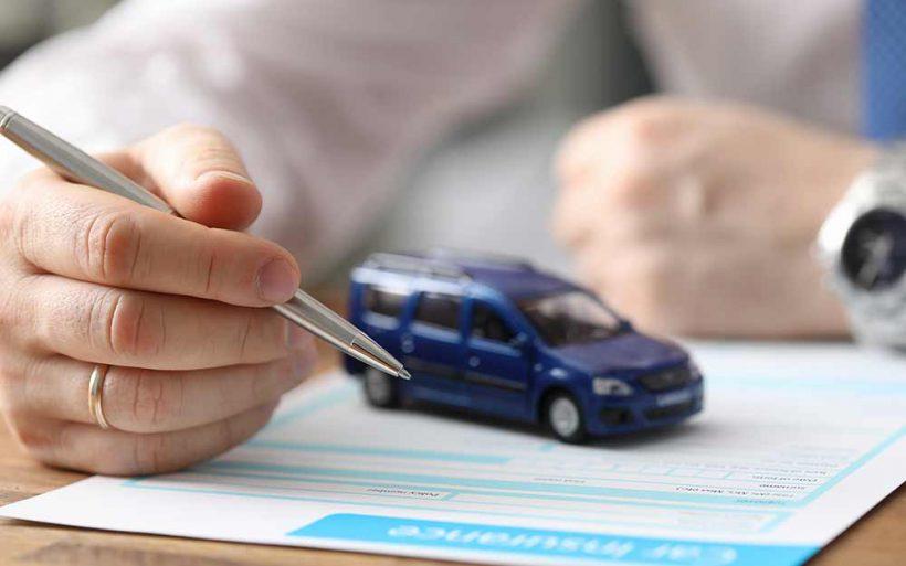 Przewłaszczenie na zabezpieczenie - samochód