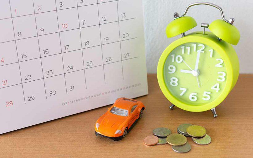 Raty leasingowe za samochód poczekają