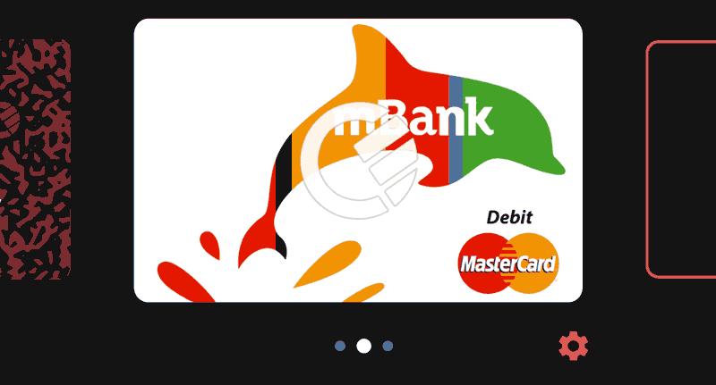 Karta z polskiego banku w aplikacji Curve
