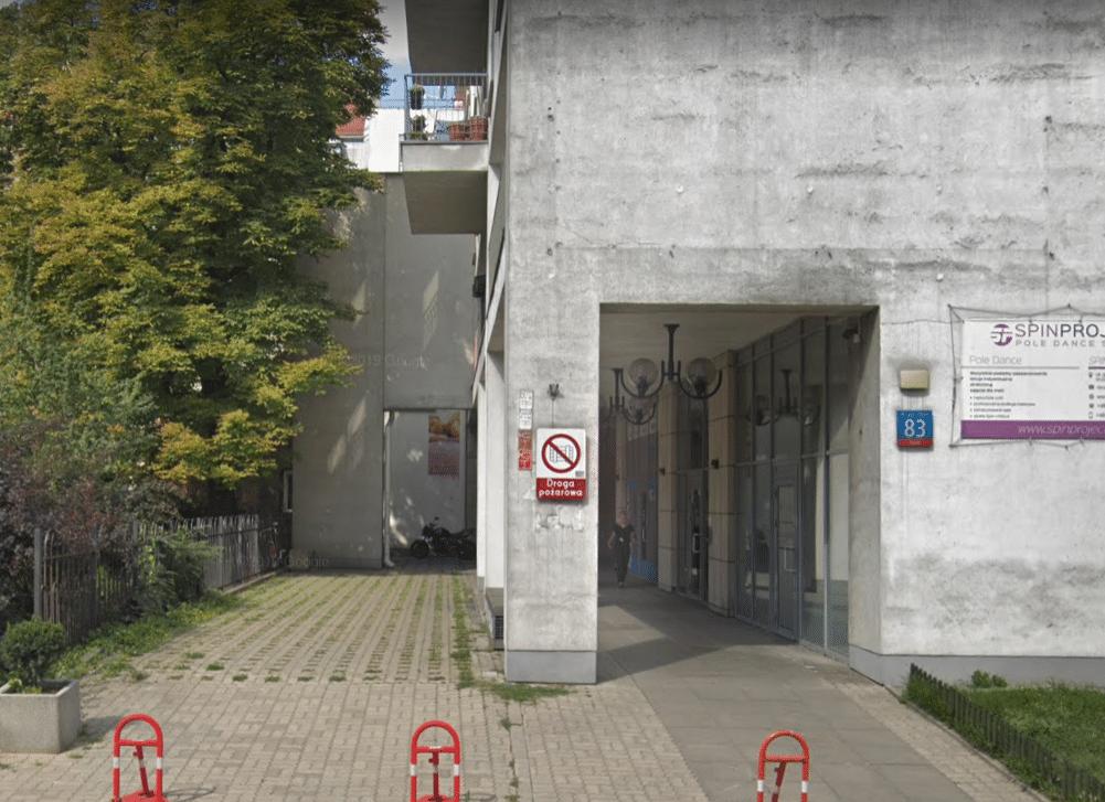 Corpus Iuris - wejście do biura
