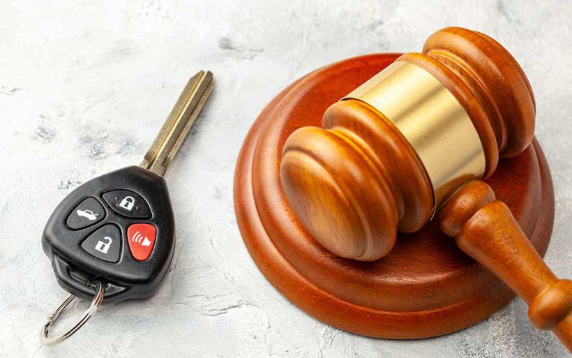Licytacja samochodu z leasingu