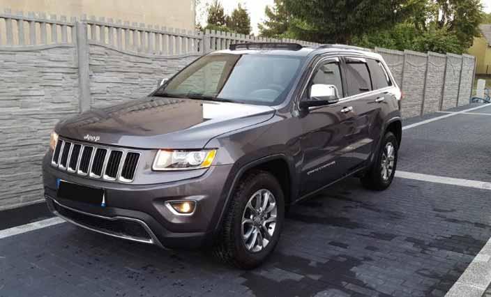Umowa leasingu na Jeepa