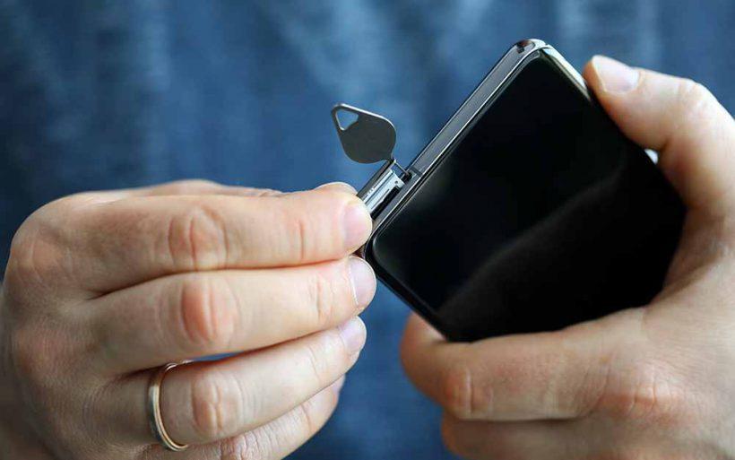 Zmiana numeru telefonu komórkowego