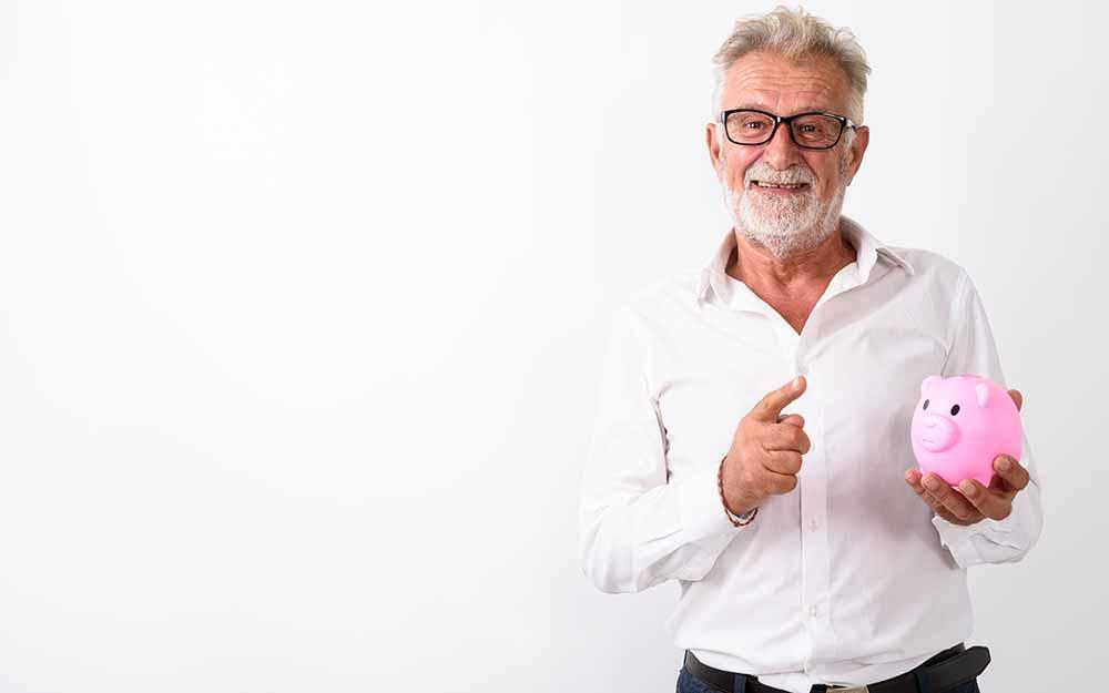 Jak pozbyć się komornika z emerytury?