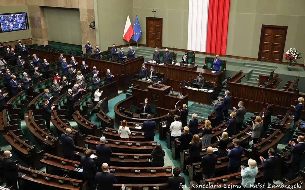 Krajowy Rejestr Zadłużonych powstał na mocy ustawy Sejmu RP