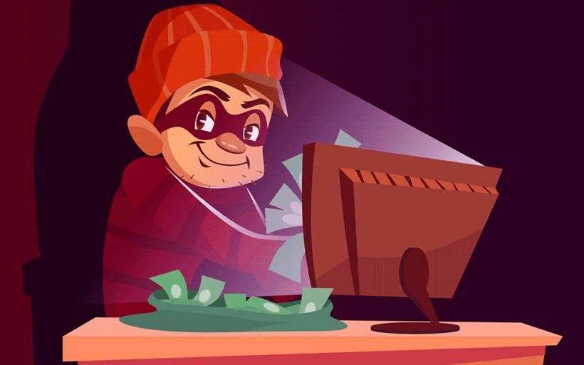 Pożyczkowy oszust